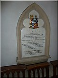 SP5105 : Oxford's Christ Church Cathedral: memorial (34) by Basher Eyre