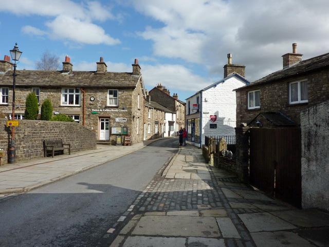 Main Street, Sedbergh