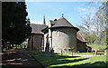 TQ5889 : St Mary, Great Warley by John Salmon