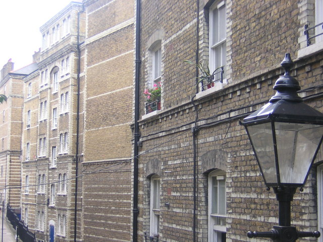 Peabody Estate, Clerkenwell