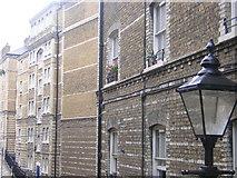 TQ3182 : Peabody Estate, Clerkenwell by Christopher Hilton