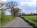 TM3568 : Rendham Road, Peasenhall by Adrian Cable