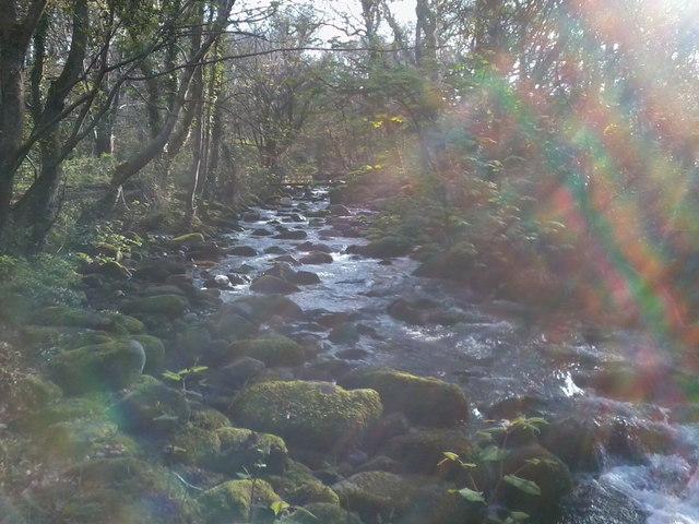 Afon Ysgethin