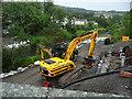 NU0501 : Bridge work, Rothbury by Stephen Richards