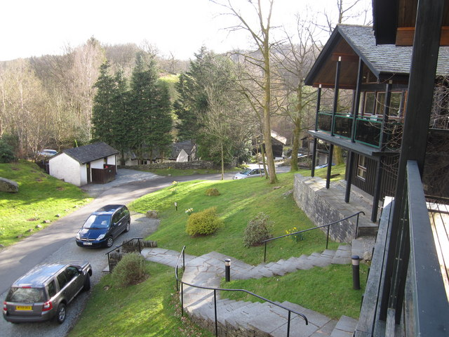 Holiday Lodges on the Langdale Estate