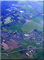 SP8713 : RAF Halton from the air by Thomas Nugent