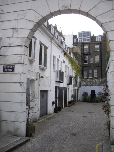 Wetherby Mews, Earls Court