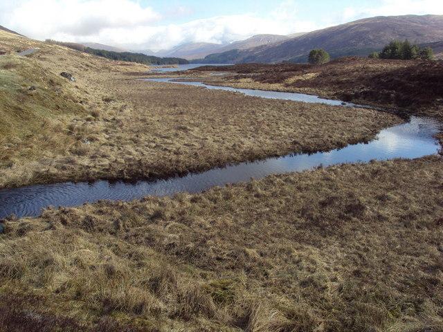 Loch Ossian Tributary