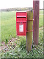 TM3264 : Red Lodge Postbox by Adrian Cable