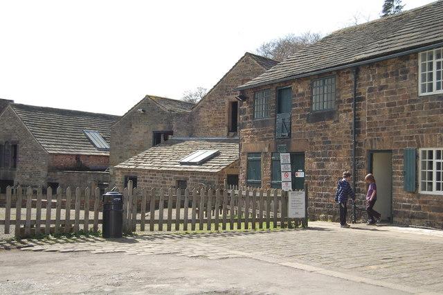 Sheffield : Abbeydale Industrial Hamlet