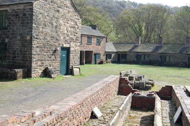 Sheffield : Abbeydale Industrial Hamlet
