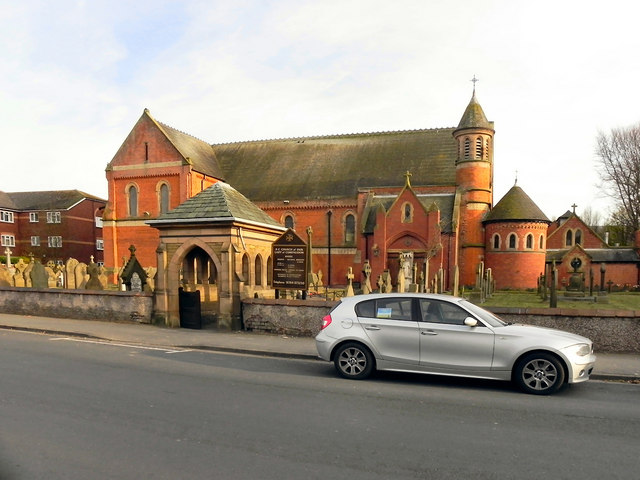 The Church of Our Lady of Compassion, School Street