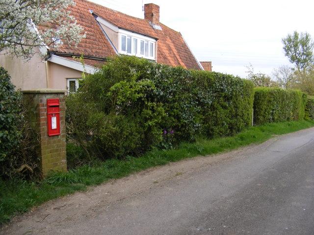 Mill Green  & Mill Green Postbox