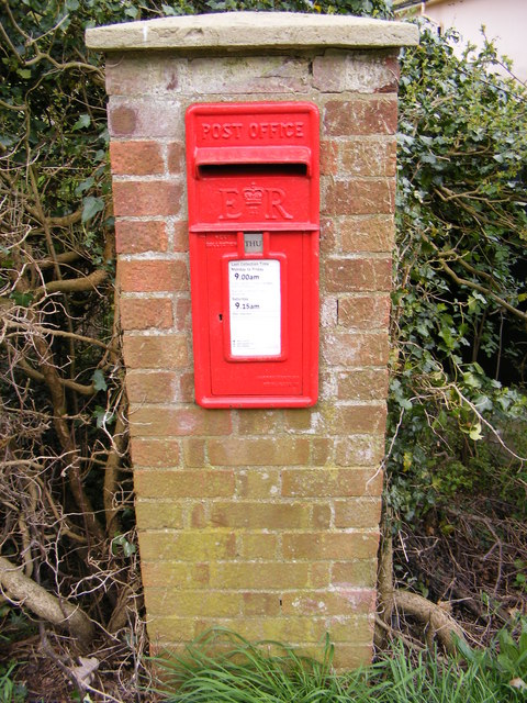 Mill Green Postbox