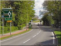 SJ9423 : Weston Road, Stafford by David Dixon