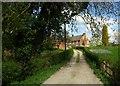 SJ7670 : Swanwick Hall Farmhouse, Goostrey by Julian Osley