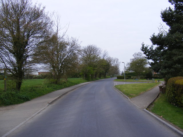 Harrisons Lane, Halesworth