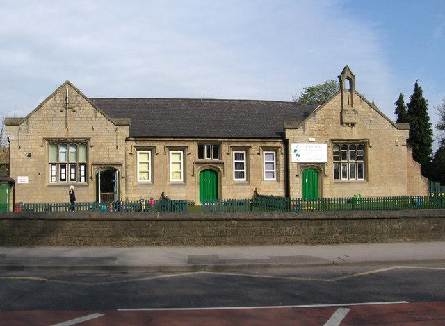Mansfield Woodhouse - National School
