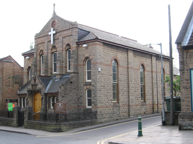 Mansfield Woodhouse - Mansfield Mission