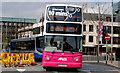 J3474 : Cregagh Road bus, Belfast by Albert Bridge
