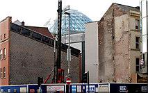 J3474 : Ann Street/Victoria Street development site, Belfast (15) by Albert Bridge