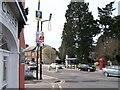 J2458 : The junction of Ballynahinch Street and Main Street, Hillsborough by Eric Jones