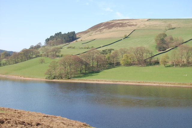 Hope Woodlands : Ladybower Reservoir