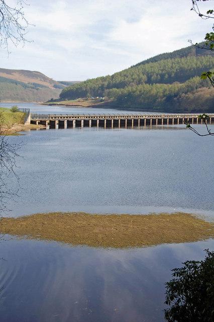 Hope Woodlands : Derwent Valley Aqueduct