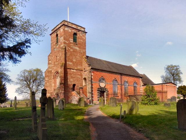 Holy Trinity Church, Baswich
