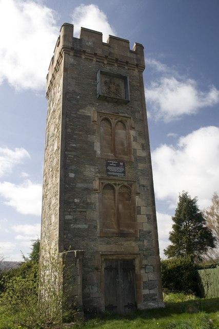 Ardencaple Tower, Helensburgh