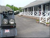SU8753 : Aldershot Military Museum by Colin Smith
