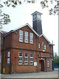 SU8753 : Clockhouse Building, North Camp by Colin Smith