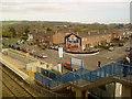 J3775 : UVF Mural, Sydenham by Andrew Abbott