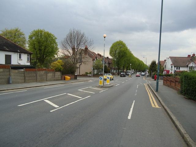 Park Lane, Wallington
