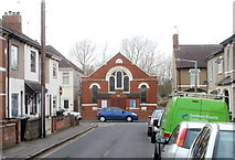 SU1585 : Florence Street Mission Hall, Swindon by Jaggery