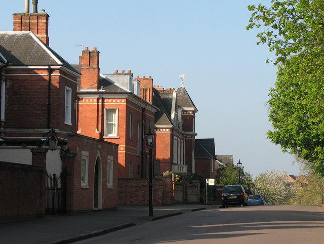 Lenton Road, The Park Estate