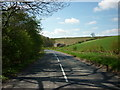 SE9161 : The B1251 towards Fimber Hill roundabout by Ian S