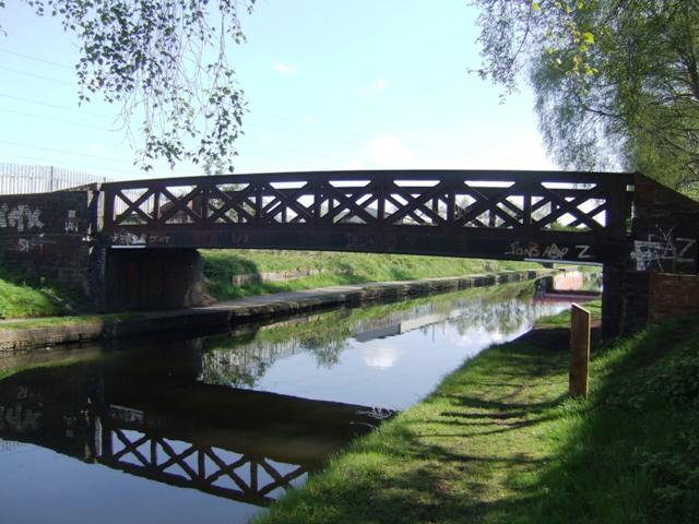 Tame Valley Canal - Jones Bridge