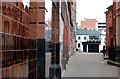 J3374 : Bank Street, Belfast (2) by Albert Bridge