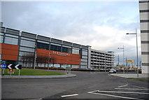 NT2677 : Debenhams, Ocean Terminal Shopping Centre. by N Chadwick