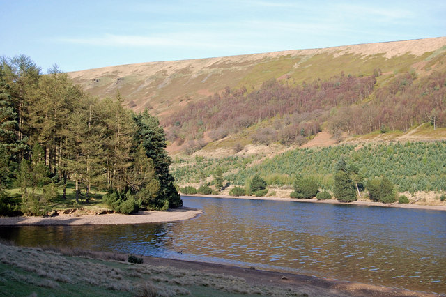 Hope Woodlands : Howden Reservoir