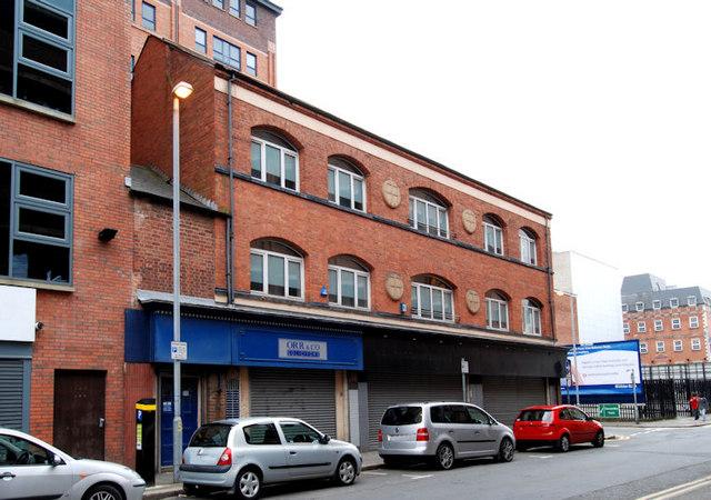 Nos 14-18 Montgomery Street, Belfast (3)