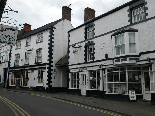 Gales Hotel and Wine Bar, Llangollen