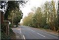 TQ2193 : Highwood Hill by N Chadwick