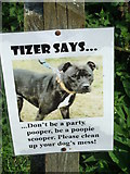TM1763 : Party Pooper by Keith Evans