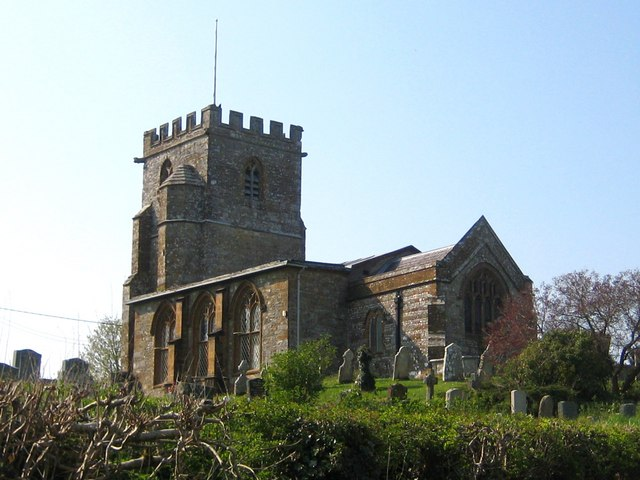 Church of St Peter and St Andrew - Toller Porcorum
