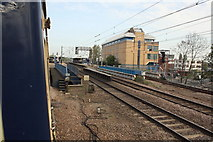 TL2501 : Potters Bar railway station by Roger Templeman