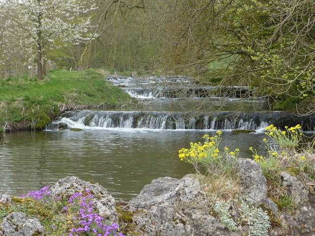 River Lathkill, Alport