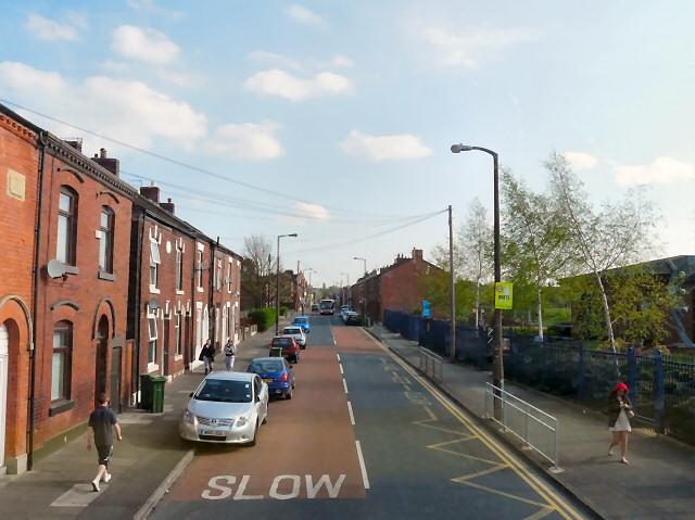 Whiteacre Road