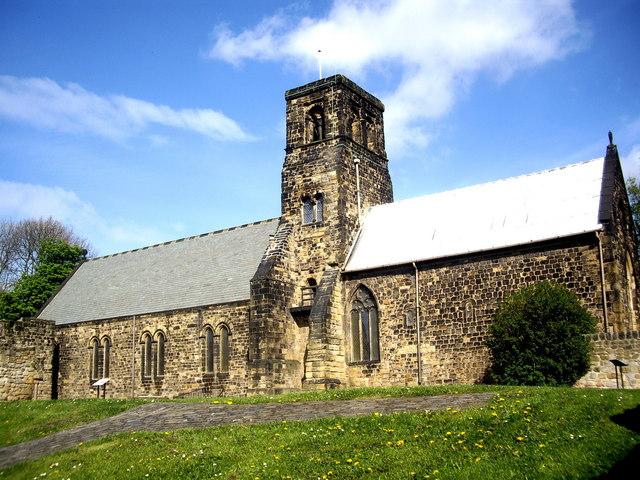 St Paul's Church, Jarrow